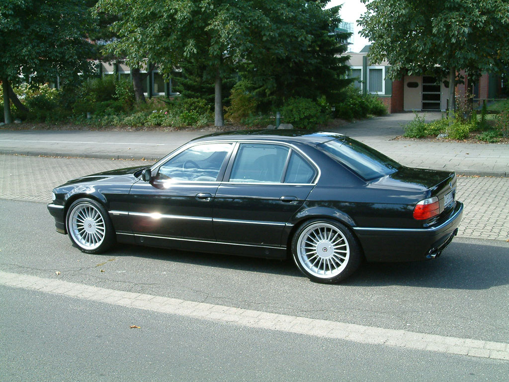 Alpina B Specs And Photos - Bmw e38 alpina for sale