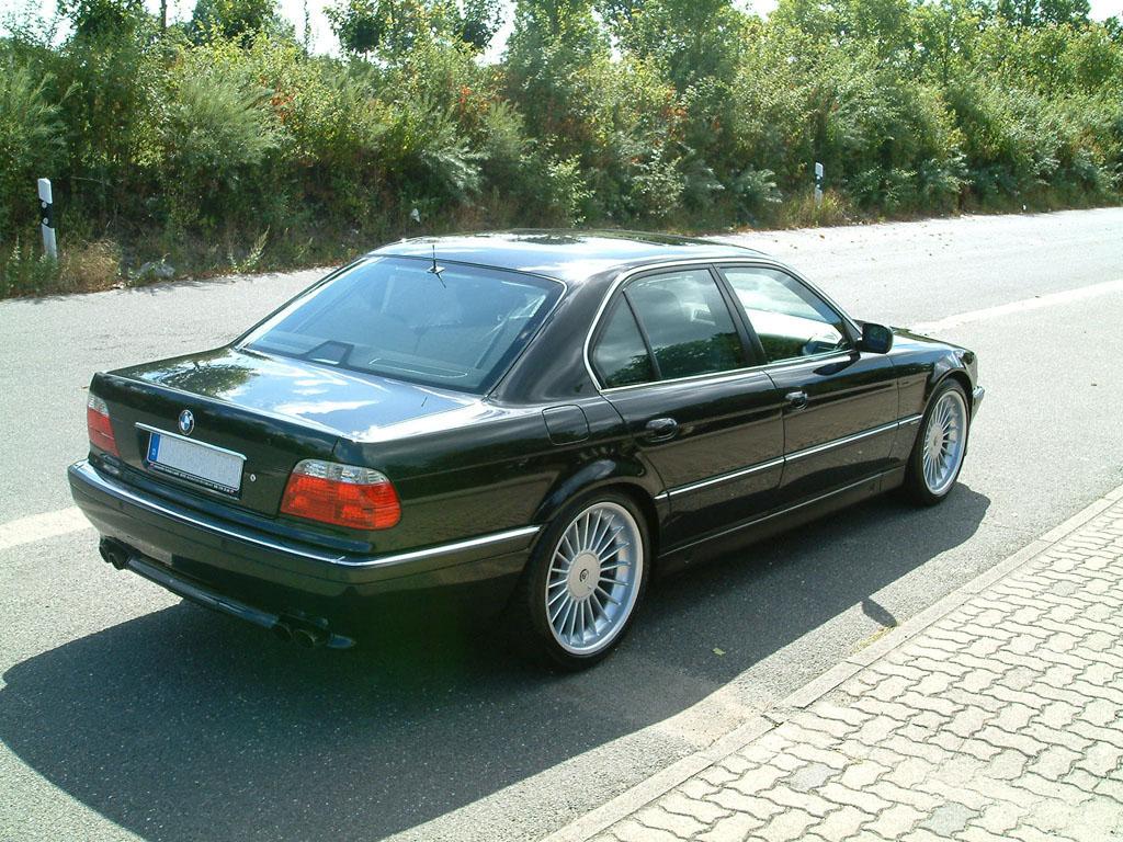 1995 bmw 740i specs