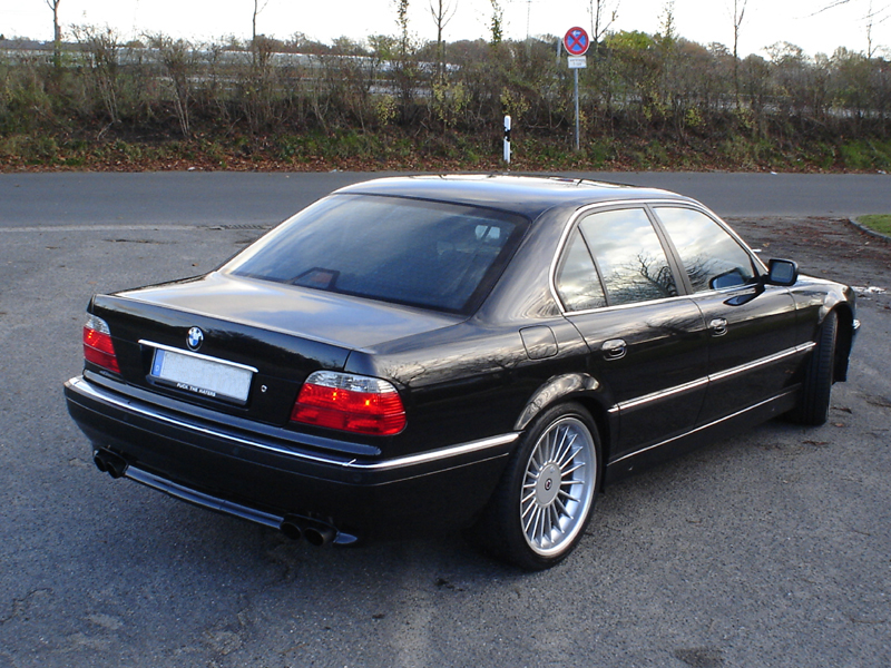 Some Recent Pics Of The Alpina B - Bmw e38 alpina for sale
